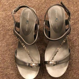 Andrew Geller heels